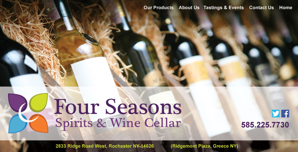 Rochester wine tastings